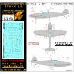 1-48-Bf109G-2-Stencils