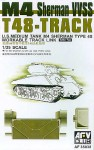 1-35-M4-Sherman-T48-Track-Links-Set