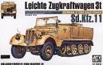 1-35-German-SdKfz-11-3-Ton-Halftrack-Prime-Mover