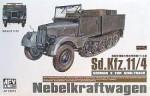 1-35-SdKfz-11-4-Nebelkraftwagen-3-Ton-Semi-Track