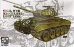 1-35-M24-Chaffee-Light-Tank-US-Army