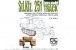 1-35-GERMAN-HALFTRACK-Sd-Kfz-251-SdKfz-11-LATEST-MODEL-WORKABLE-TRACK-LINK