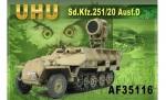 1-35-UHU-Sd-Kfz-251-20-Ausf-D