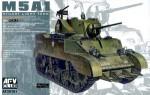 1-35-M5A1-STUART-LIGHT-TANK-Late-Type