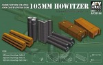 1-35-Ammo-Crates-and-Containers-for-105mm-Howitzer