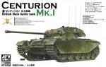 1-35-Centurion-Mk-I-British-Main-Battle-Tank
