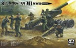 1-35-WWII-M1-8inch-Howitzer-M2-Limber