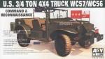1-35-US-3-4-Ton-4x4-Truck-WC57-WC56