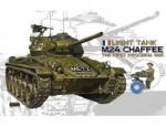 1-35-Light-Tank-M24-Chaffee-The-First-Indochina-War