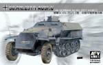 1-48-Sd-Kfz-251-1-Ausf-C-Half-track
