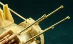 1-35-2cm-Flak38-Metal-Barrel-2-pcs