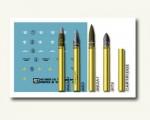 1-35-76mm-GUN-AMMO-SETBrass