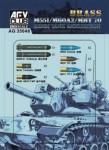 1-35-152mm-Tank-Ammuntiton-for-M551-M60A2-MBT-70