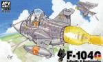 F-104-Starfighter-Luftwaffe-Egg-Plane