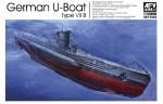 1-350-German-U-Boat-Type-VII-B