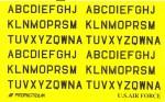1-72-pismena-kodova-US-AIR-FORCE-cerna-8-mm