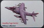 magnetka-hlinikova-Handley-Page-Harrier-75-x-50-mm
