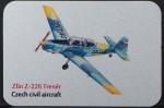 magnetka-hlinikova-Zlin-Z-226-Trener-75-x-50-mm