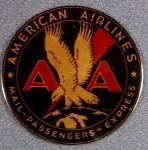 magnetka-hlinikova-American-Airlines-prumer-50-mm