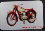 hlinikova-magnetka-s-motivem-Jawa-350-Typ-12-1948-rozmer-75x50-mm
