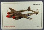 magnetka-XXL-Lockheed-P-38-Lightning-150*100mm
