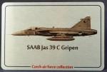 magnetka-XXL-Saab-Jas-39-Gripen-bokorys