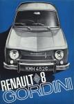 poster-s-motivem-Renault-8-Gordini