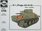 1-72-R-1-Praga-AH-IV-R-WWII-Tankette