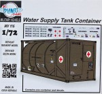 1-72-Water-Supply-Tank-Container-incl-decals