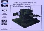 1-72-Belagerungsmorser-M-11-Austro-Hung-WWI-305cm