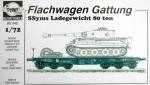 1-72-Flachwagen-Gattung-SSyms-Ladegewicht-80t
