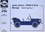 1-72-Auto-Union-DKW-F-91-4-Munga-NATO-Staff-Car