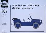 1-72-Auto-Union-DKW-F-91-4-Munga-NATO-Staff-Car