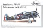 RALE-1-48-Koolhoven-FK-58-with-engine-G-and-R-14N-39