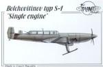 1-72-Bolchovitinov-typ-S-1-Single-engine