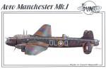 1-72-Avro-Manchester-Mk-I
