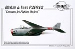 1-72-Blohm-and-Voss-P-209-German-Jet-Fighter-Project