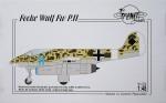 1-48-Focke-Wulf-P-II-full-resin-kit