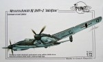 1-72-Bf-261V-2-Adolfine-German-record-plane