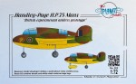 1-72-H-P-75-Manx-incl-decals-and-metal-legs