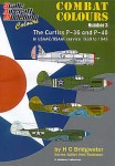 Curtiss-P-36-Hawk-and-Curtiss-P-40-in-USAAC-USAAF-service-1939-45-Combat-Colours-Number-3-