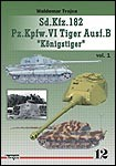 Sd-Kfz-182-Pz-Kpfw-VI-Tiger-Ausf-B-Konigstiger-vol-1