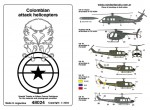 RARE-1-48-COLOMBIAN-ATTACK-HELICOPTERS-SALE-