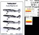 RARE-1-72-FOCKE-WULF-TA-152