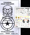 RARE-1-72-COLOMBIAN-ATTACK-HELICOPTERS-SALE-