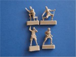 1-72-Soviet-Artillery-Crew-set-1-Summer-uniform-resin