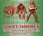 1-72-Soviet-tankmen-1944-1945-winter-dress-set-3-resin