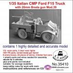 1-35-Italian-CMP-Ford-F15-truck-with-20mm-Breda-gun