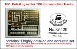 1-35-Detailing-set-for-T20-Komsomoletz-Tractor