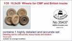 1-35-10-5x20-Wheels-for-CMP-and-British-Trucks